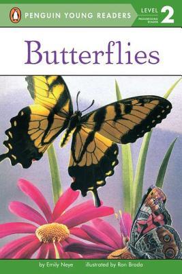 Butterflies By Neye, Emily/ Broda, Ron (ILT)