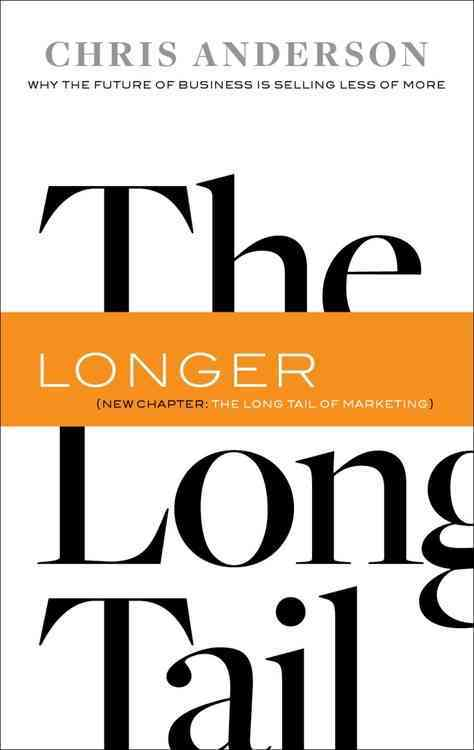 The Long Tail By Anderson, Chris
